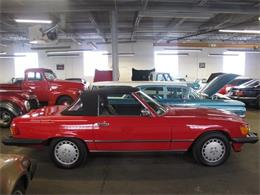 1987 Mercedes-Benz 560SL (CC-1216355) for sale in Troy, Michigan
