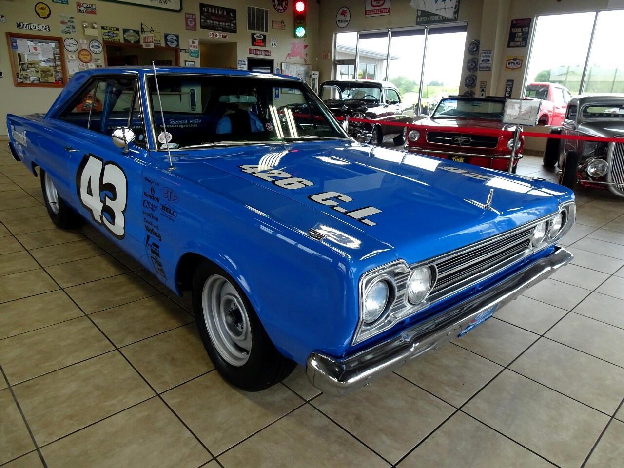 1967 Plymouth Belvedere (CC-1216361) for sale in De Witt, Iowa