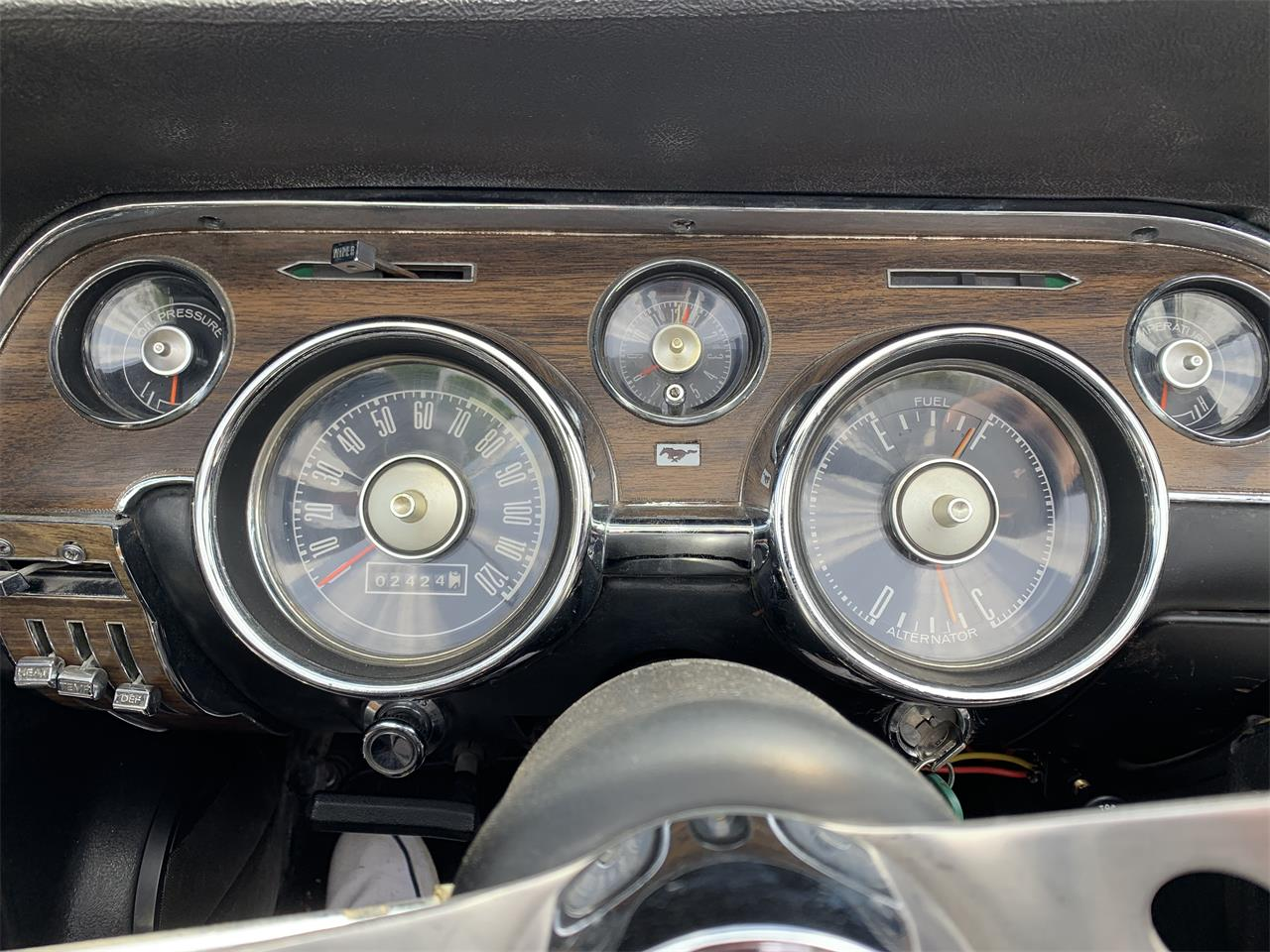 1968 Ford Mustang (CC-1216364) for sale in Geneva , Illinois