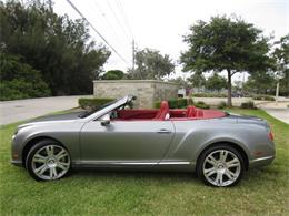 2013 Bentley Continental GTC V8 (CC-1216492) for sale in Delray Beach, Florida