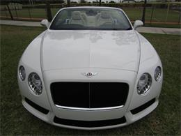 2013 Bentley Continental GTC V8 (CC-1216494) for sale in Delray Beach, Florida