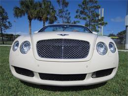 2008 Bentley Continental GTC (CC-1216495) for sale in Delray Beach, Florida