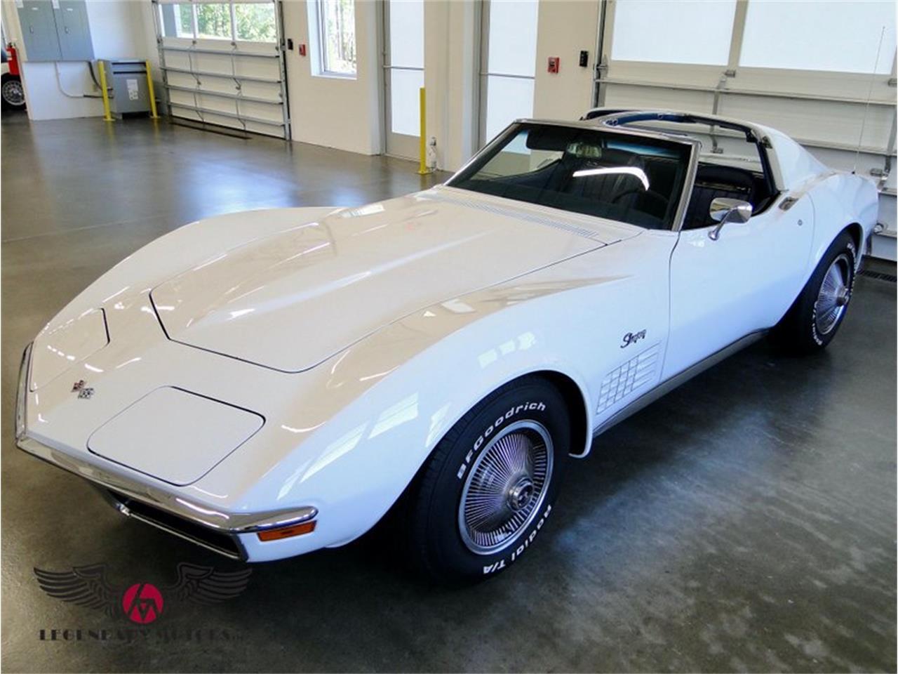 1971 Chevrolet Corvette (CC-1216499) for sale in Beverly, Massachusetts