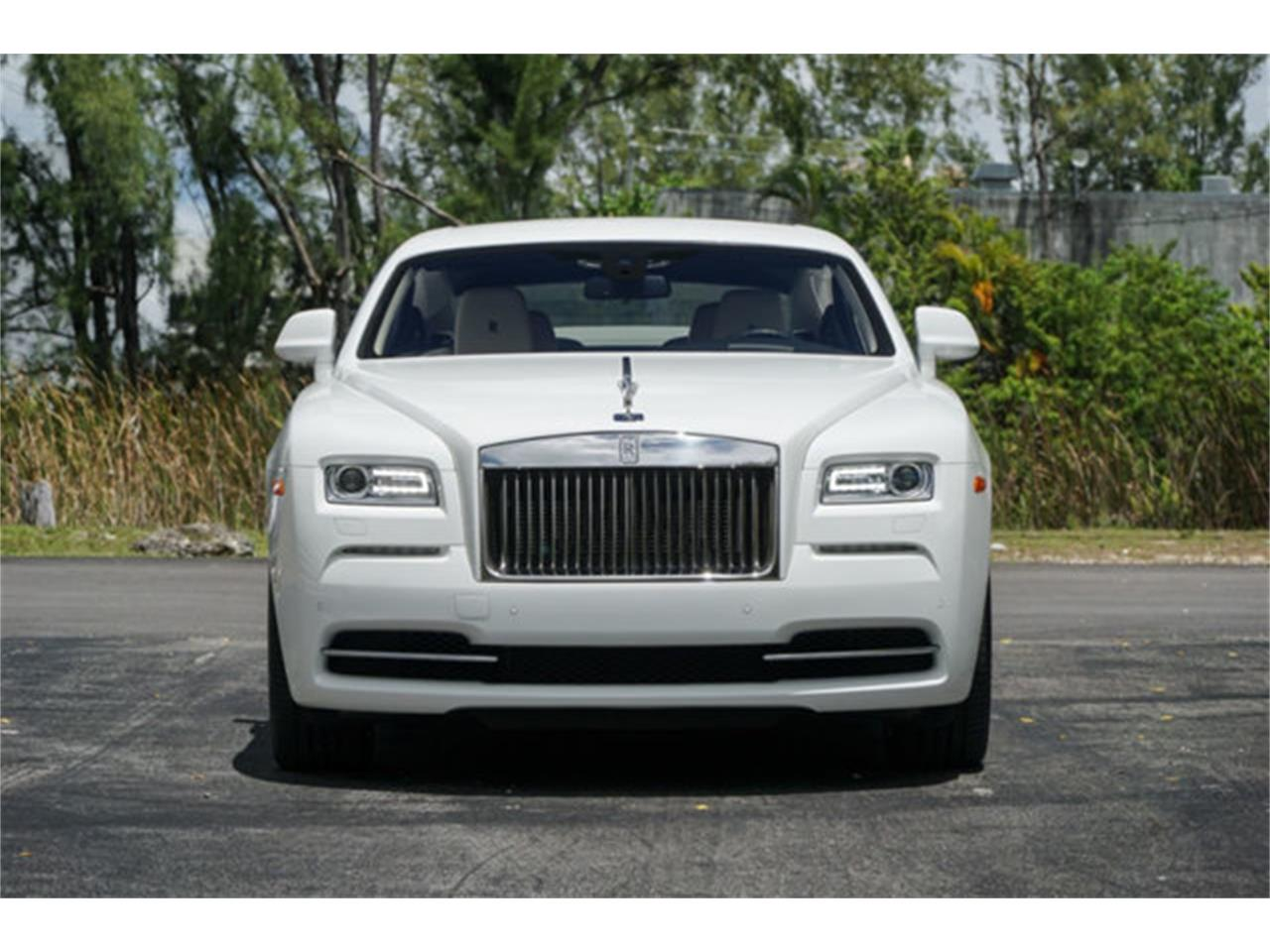 2016 Rolls-Royce Silver Wraith (CC-1216502) for sale in Miami, Florida