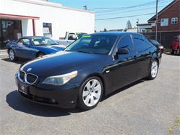 2004 BMW 5 Series (CC-1216507) for sale in Tacoma, Washington