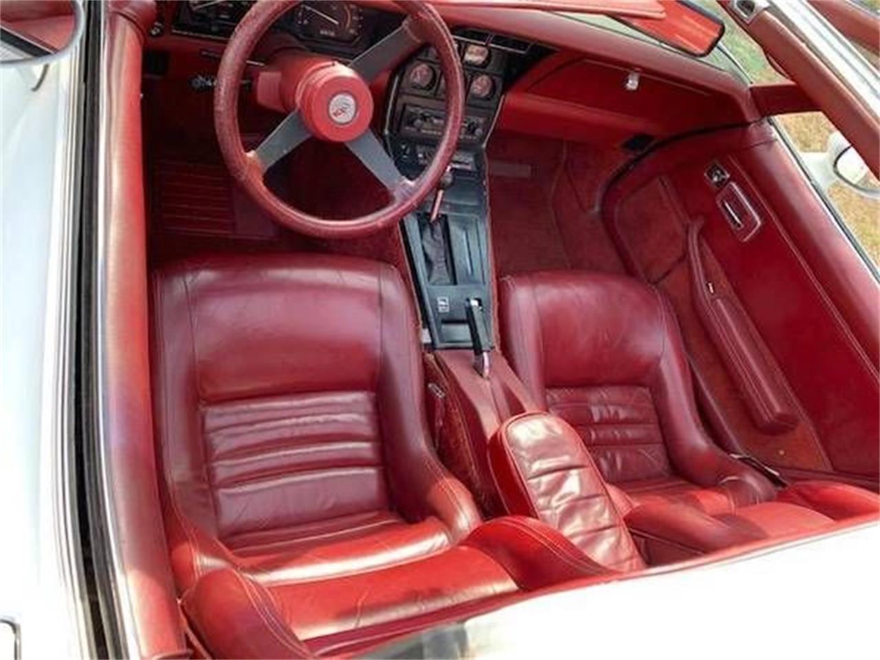 1982 Chevrolet Corvette (CC-1216515) for sale in Cadillac, Michigan