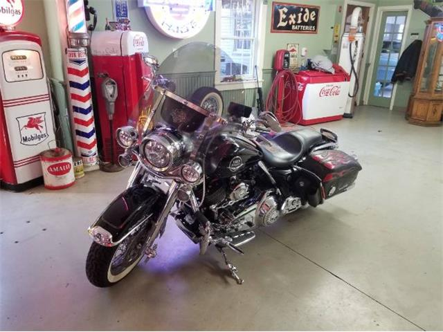 2008 Harley-Davidson Road King (CC-1216521) for sale in Cadillac, Michigan