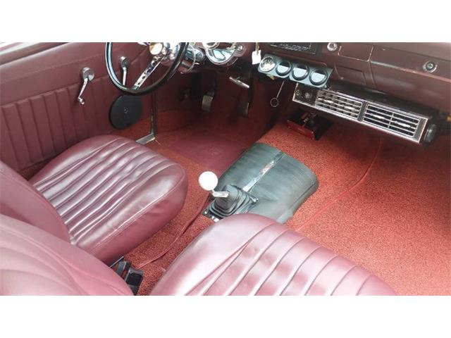 1955 Studebaker Commander (CC-1216524) for sale in Cadillac, Michigan