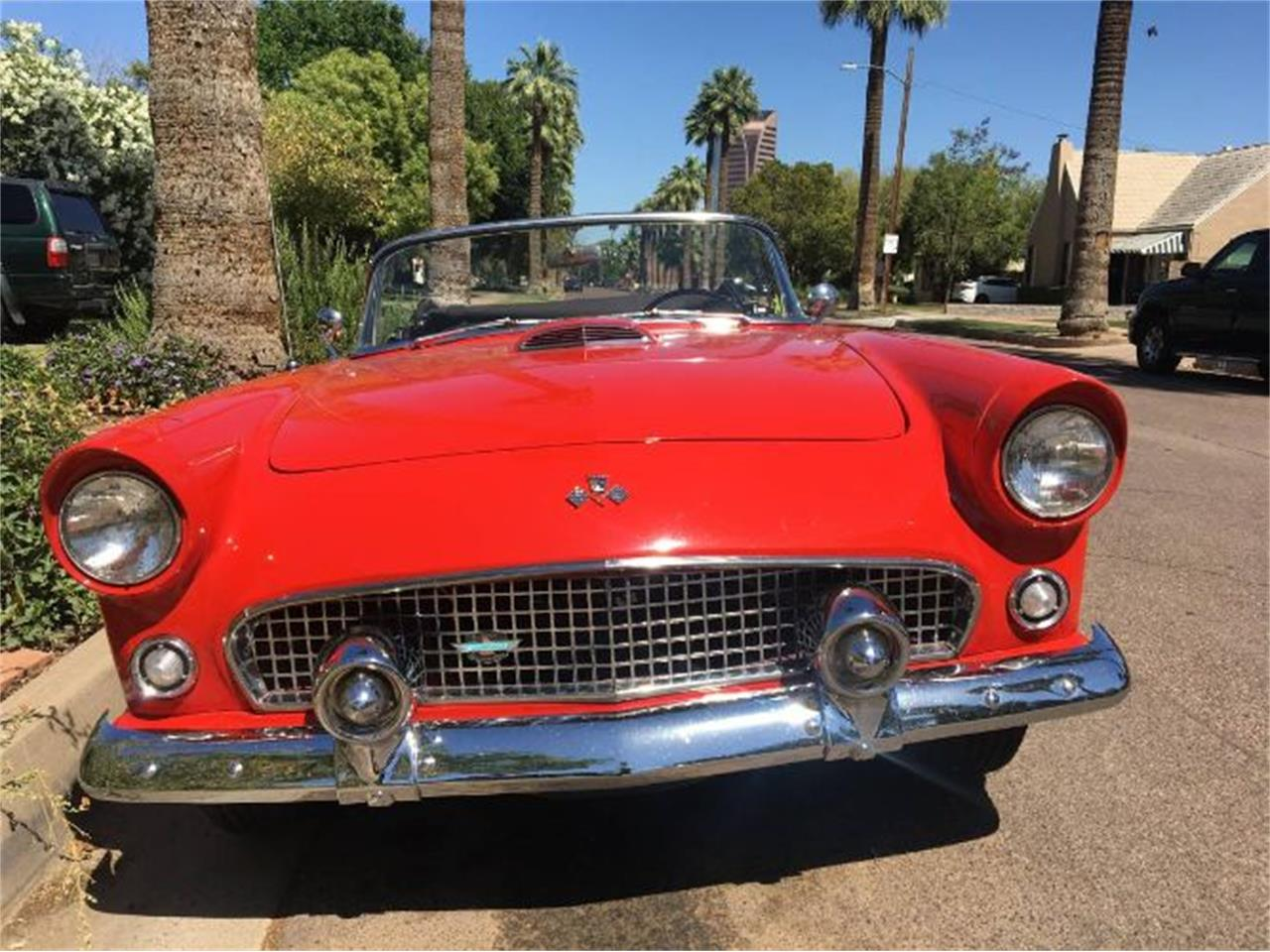 1955 Ford Thunderbird (CC-1216526) for sale in Cadillac, Michigan