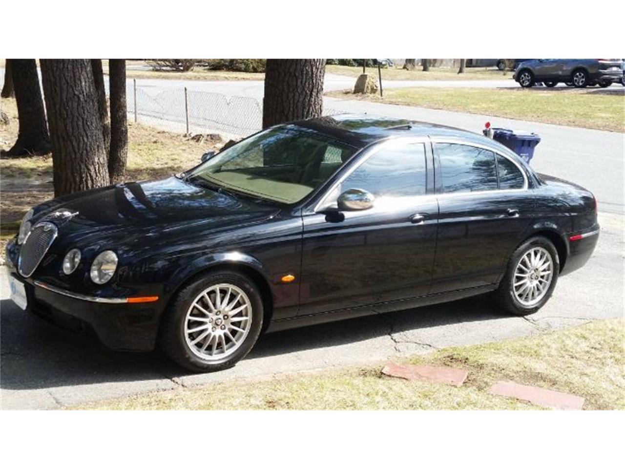 2007 Jaguar S-Type (CC-1216528) for sale in Cadillac, Michigan