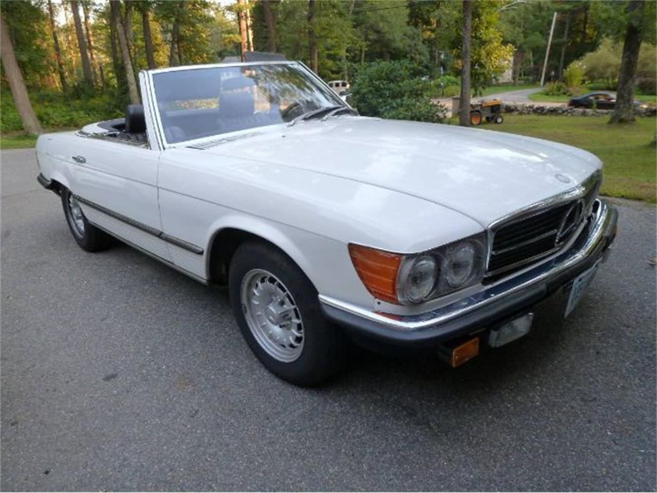 1981 Mercedes-Benz 280SL (CC-1216531) for sale in Cadillac, Michigan