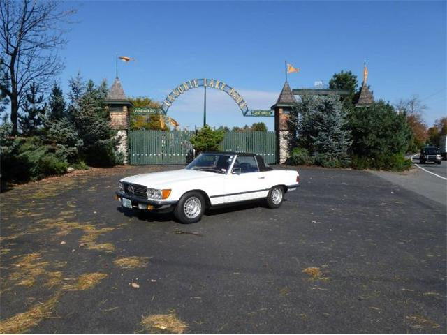 1981 Mercedes-Benz 280SL (CC-1216531) for sale in Cadillac, Michigan