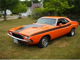 1973 Dodge Challenger (CC-1216538) for sale in Cadillac, Michigan