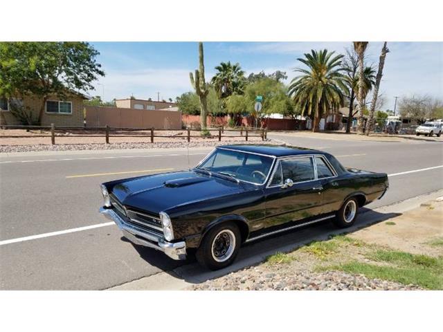 1965 Pontiac GTO (CC-1216541) for sale in Cadillac, Michigan