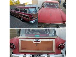 1957 Ford Country Squire (CC-1216551) for sale in Cadillac, Michigan