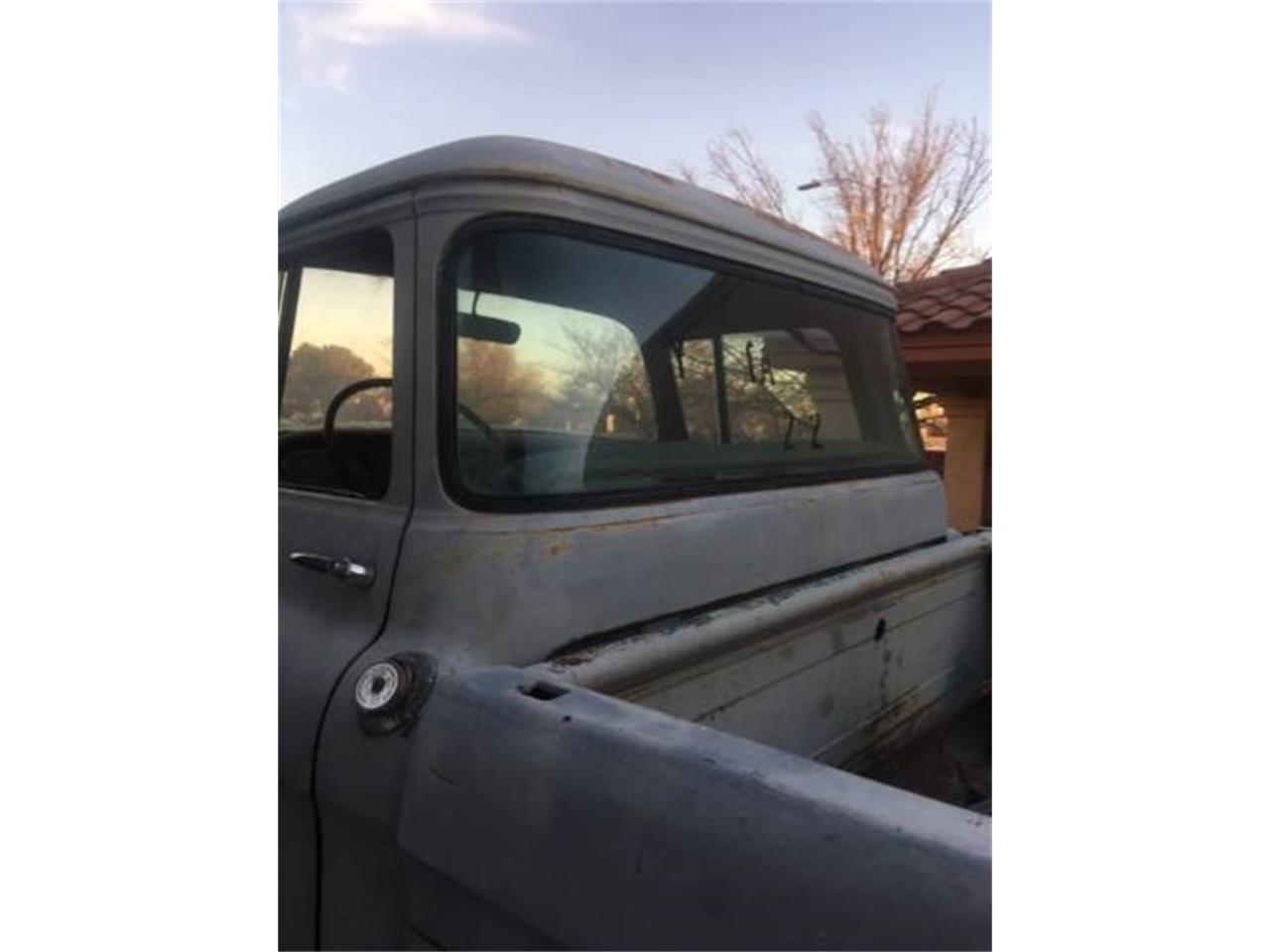 1958 Chevrolet C10 (CC-1216567) for sale in Cadillac, Michigan