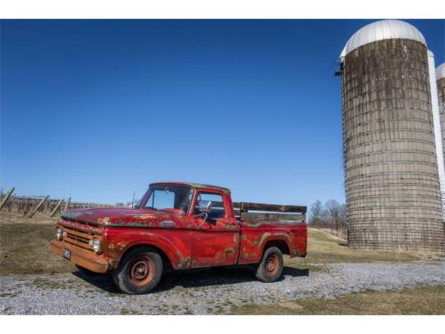 1962 Ford F100 (CC-1210658) for sale in Cadillac, Michigan