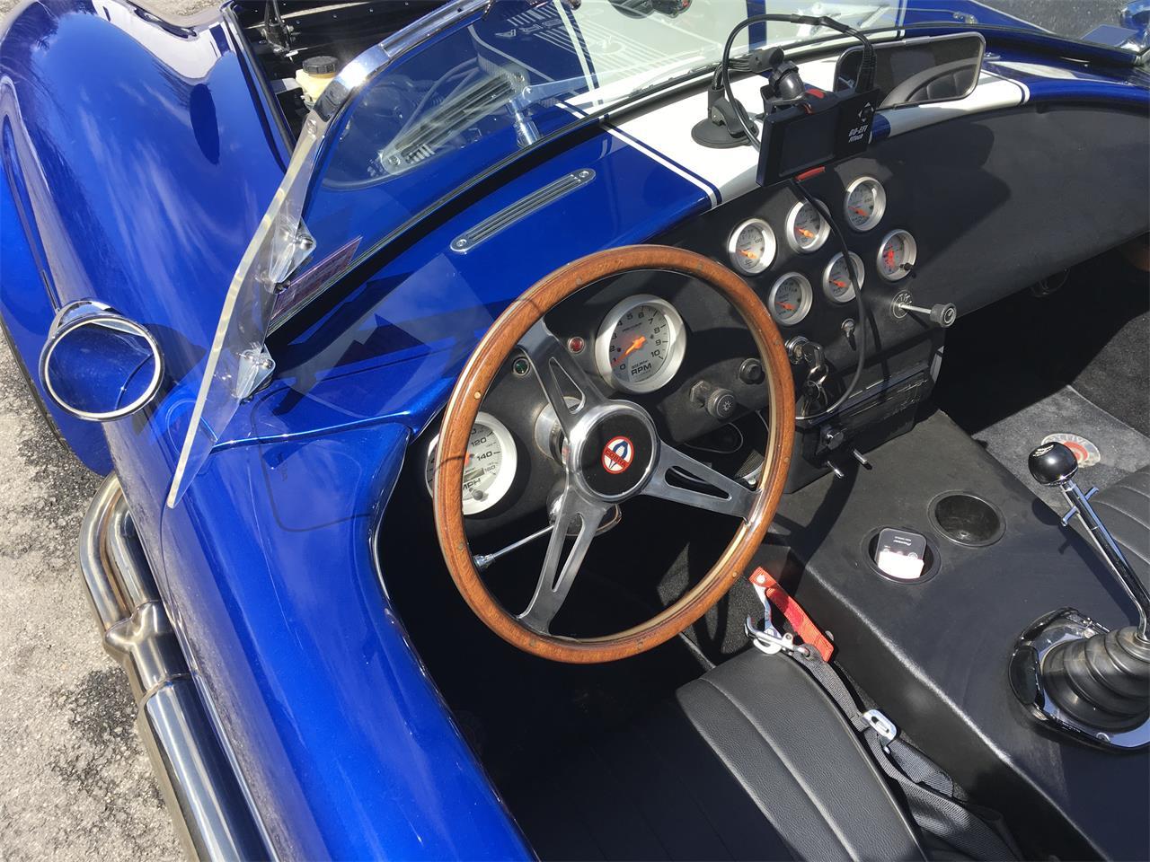 1966 Shelby Cobra Replica (CC-1216595) for sale in Skowhegan , Maine