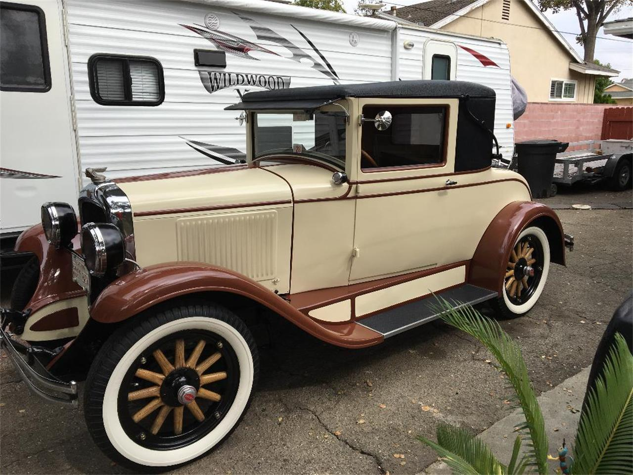 1928 Pontiac Coupe (CC-1216604) for sale in West Covina, California