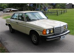1982 Mercedes-Benz 300D (CC-1216616) for sale in Conroe, Texas