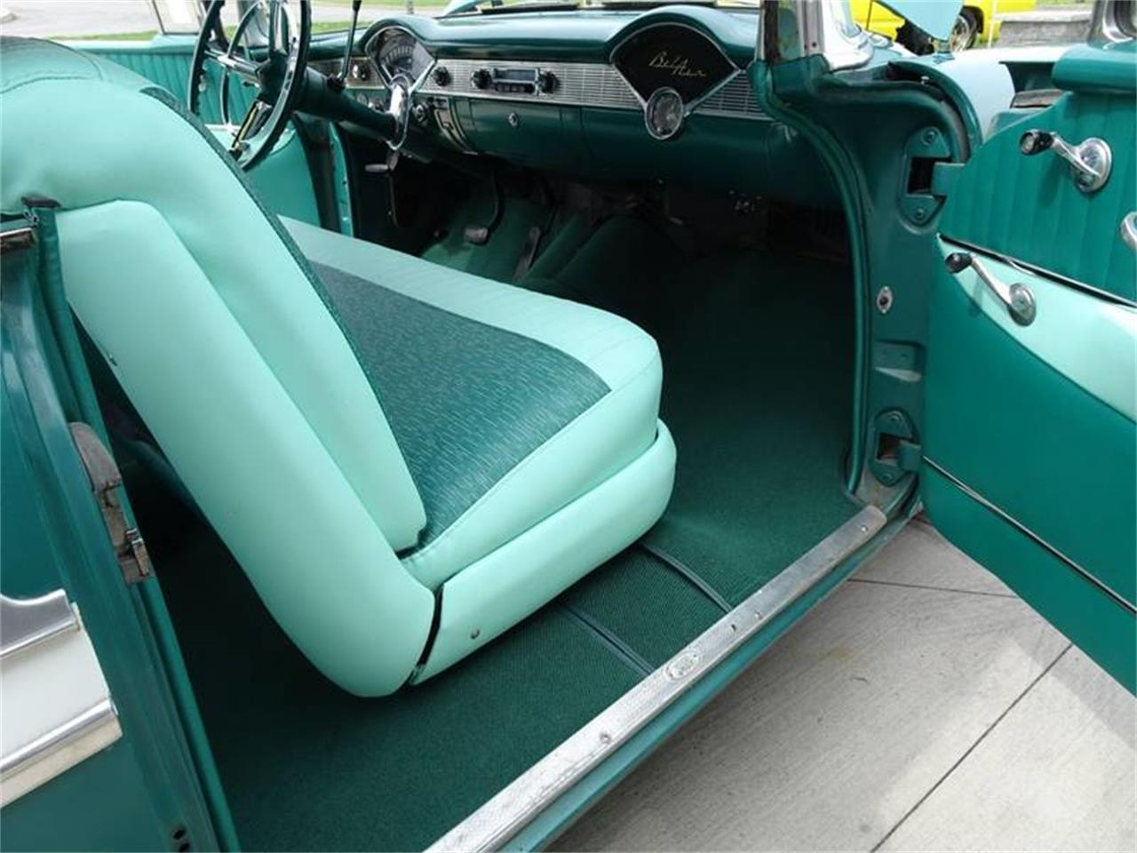 1956 Chevrolet Bel Air (CC-1216625) for sale in Hilton, New York