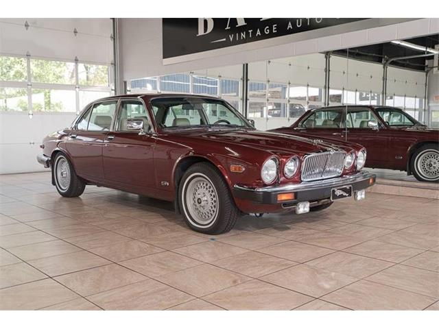 1990 Jaguar XJ (CC-1216628) for sale in St. Charles, Illinois