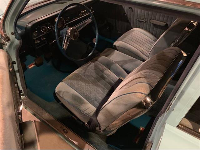 1961 Chevrolet Bel Air (CC-1210663) for sale in Cadillac, Michigan