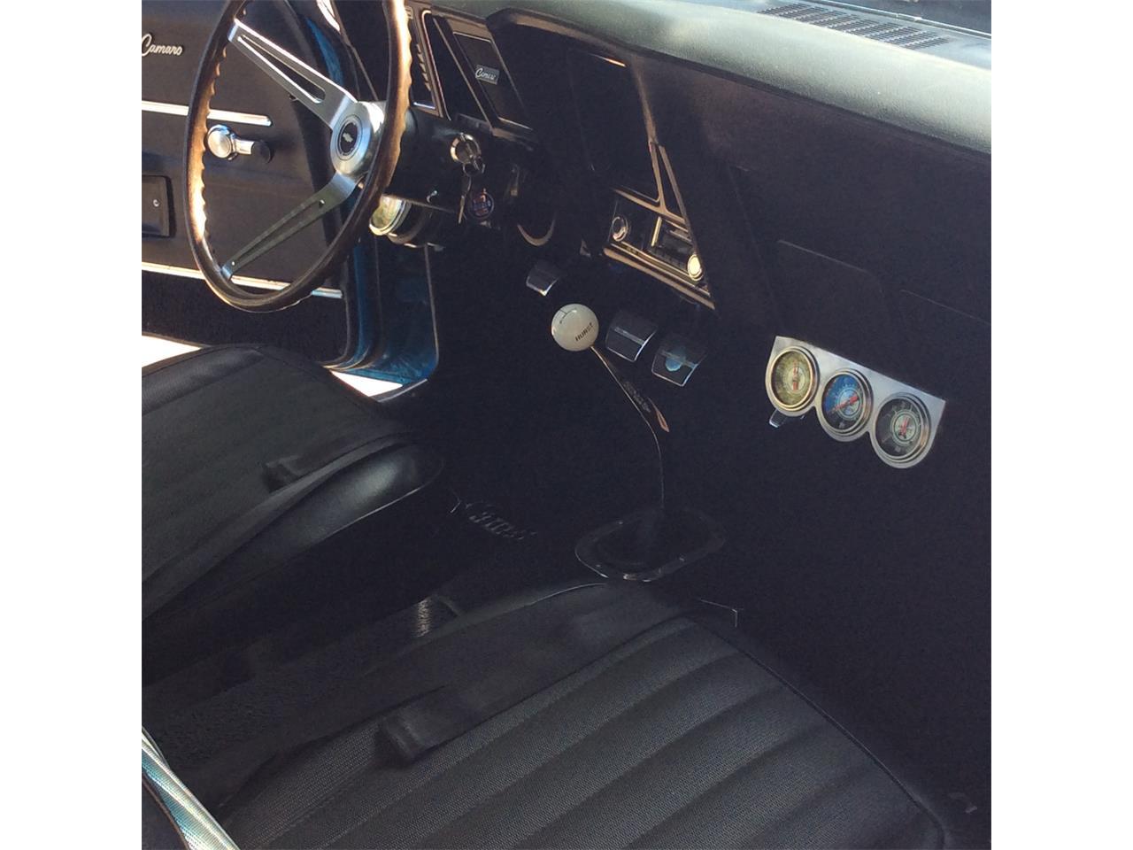 1969 Chevrolet Camaro (CC-1216668) for sale in Franklin, Pennsylvania
