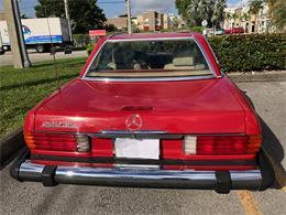 1989 Mercedes-Benz 560SL (CC-1216678) for sale in Miami, Florida