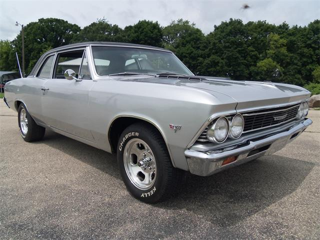 1966 Chevrolet Chevelle (CC-1216682) for sale in Jefferson, Wisconsin