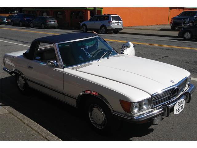 1973 Mercedes-Benz 450SL (CC-1216683) for sale in Carnation, Washington