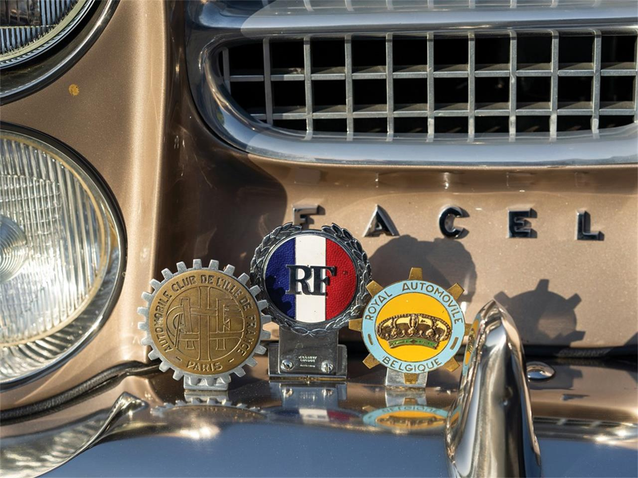 1958 Facel Vega FVS (CC-1216713) for sale in Monterey, California