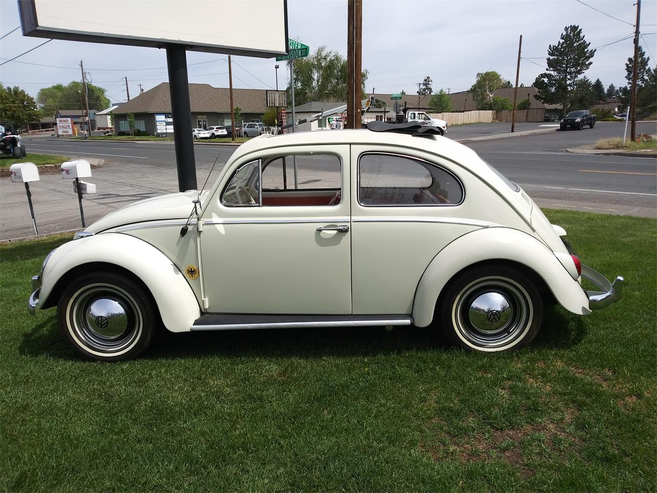 1963 Volkswagen Beetle (CC-1216774) for sale in Bend, Oregon