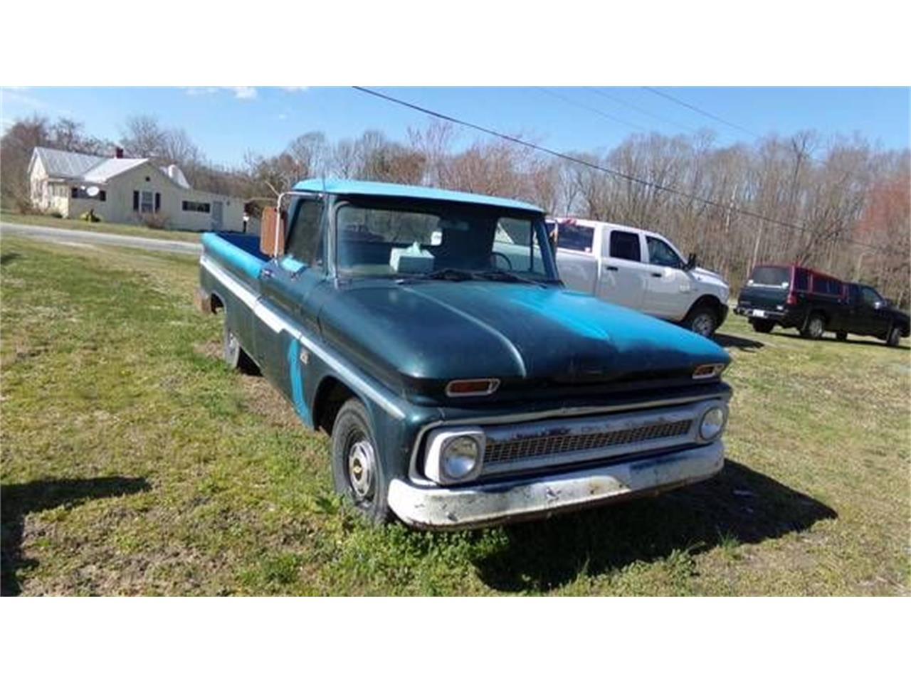 1966 Chevrolet Pickup (CC-1210678) for sale in Cadillac, Michigan