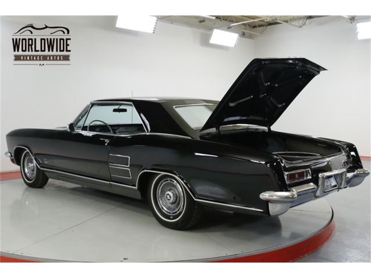 1963 Buick Riviera (CC-1216821) for sale in Denver , Colorado