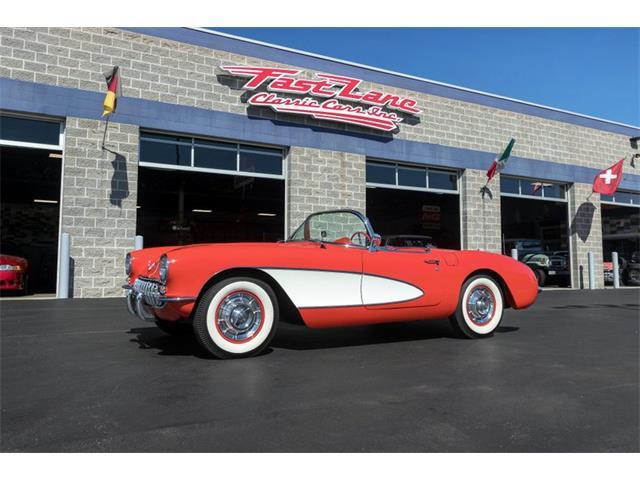 1957 Chevrolet Corvette (CC-1216844) for sale in St. Charles, Missouri