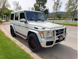2013 Mercedes-Benz G63 (CC-1210069) for sale in Los Angeles, California