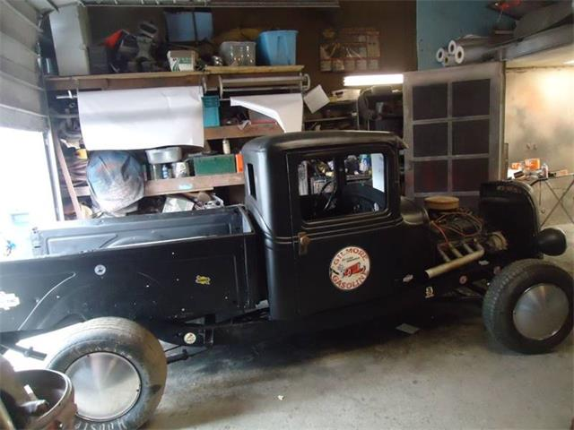 1934 Ford Panel Truck (CC-1210691) for sale in Jackson, Michigan