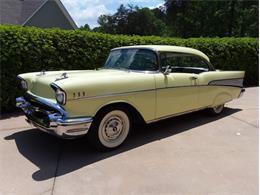 1957 Chevrolet Bel Air (CC-1216910) for sale in Fletcher, North Carolina