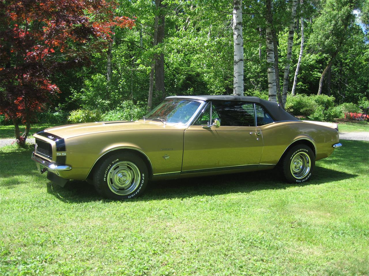 1967 Chevrolet Camaro RS/SS (CC-1216914) for sale in Hinsdale, Massachusetts