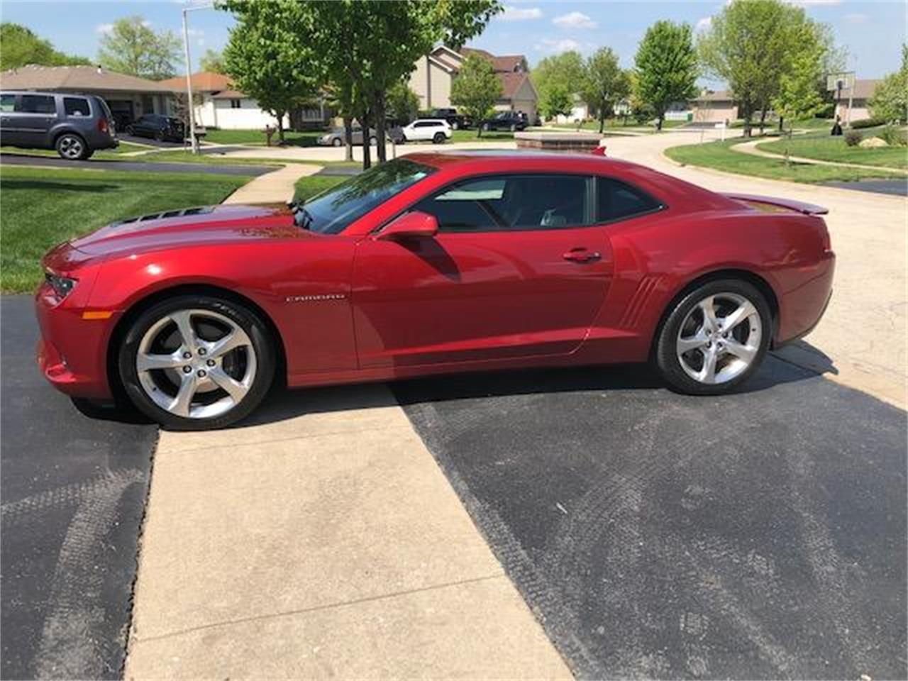 2014 Chevrolet Camaro SS (CC-1216926) for sale in Plainfield, Illinois