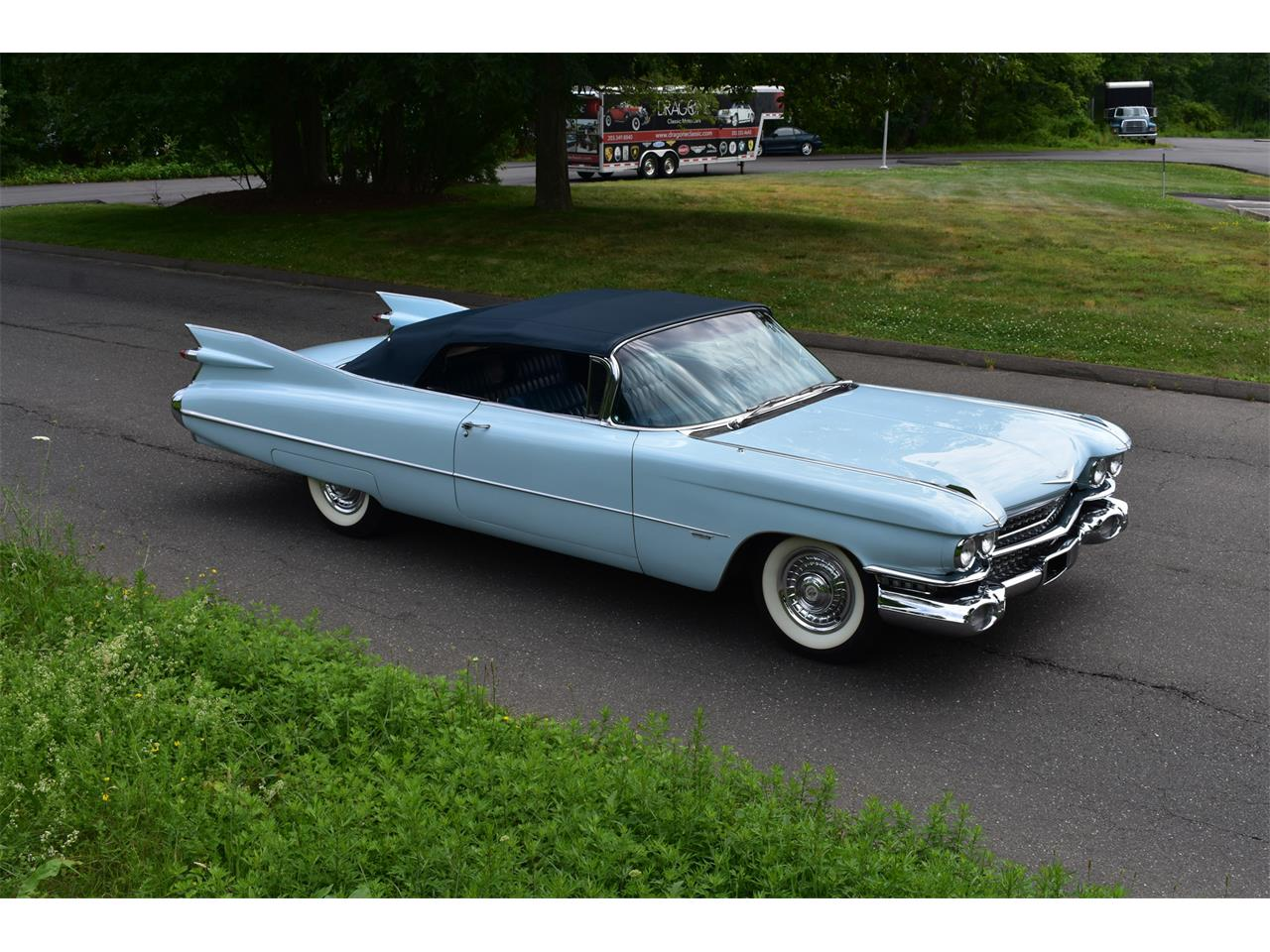 1959 Cadillac Series 62 (CC-1216955) for sale in Orange, Connecticut