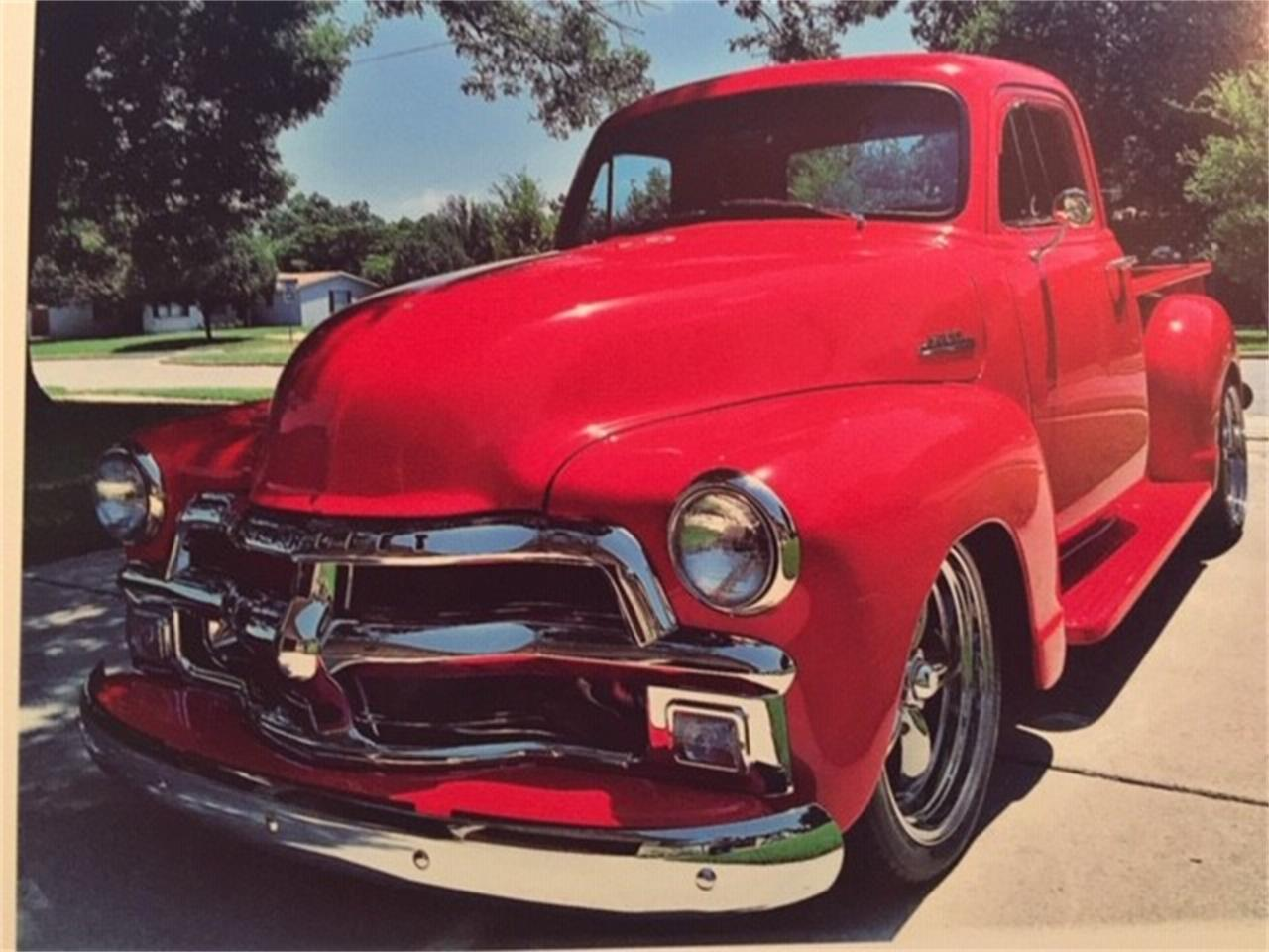 1954 Chevrolet 3100 (CC-1216956) for sale in Richardson, Texas