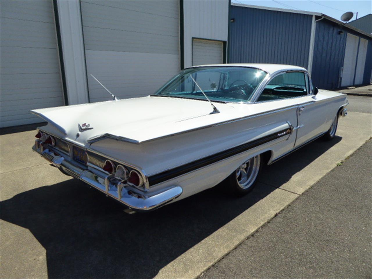 1960 Chevrolet Impala (CC-1216976) for sale in Turner, Oregon