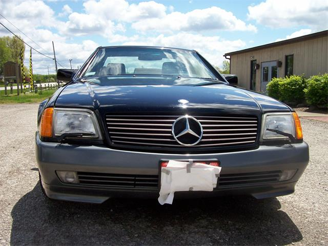 1994 Mercedes-Benz SL500 (CC-1216977) for sale in medina, Ohio