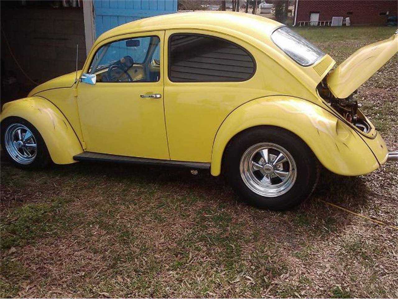 1969 Volkswagen Beetle (CC-1210702) for sale in Cadillac, Michigan