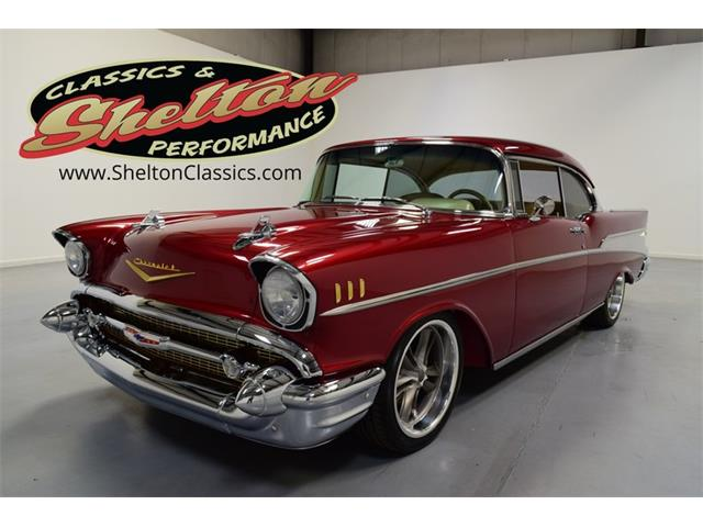 1957 Chevrolet Bel Air (CC-1217049) for sale in Mooresville, North Carolina