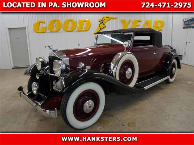 1932 Packard Standard Eight (CC-1217077) for sale in Homer City, Pennsylvania