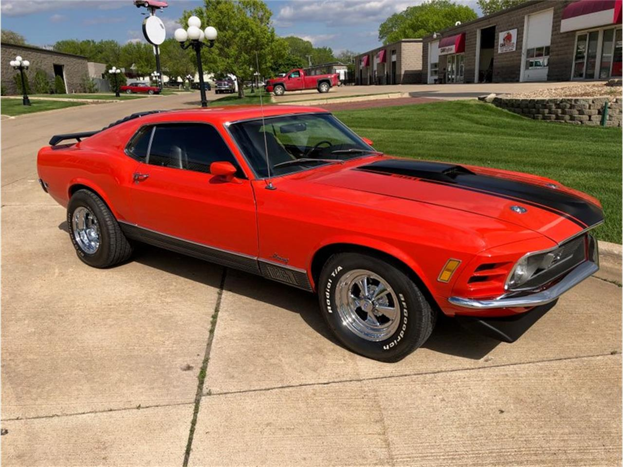 1970 Ford Mustang (CC-1217089) for sale in Cedar Rapids, Iowa