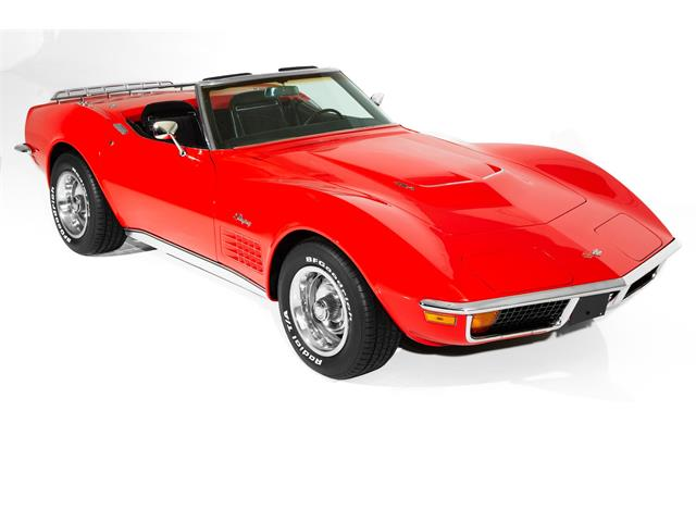 1972 Chevrolet Corvette (CC-1217097) for sale in Des Moines, Iowa